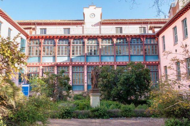 Que Ver En Chamberi Instituto Homeopatico Hospital San Jose