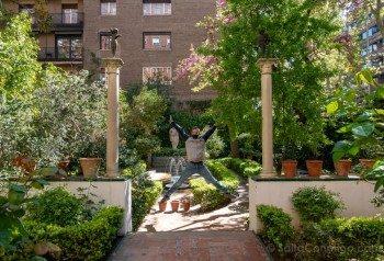 Que Ver En Chamberi Museo Sorolla Jardin Salto