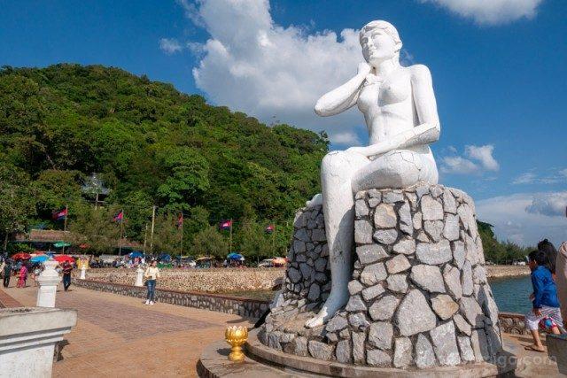 Que Ver En Kep Playa Sel Cham P'dey
