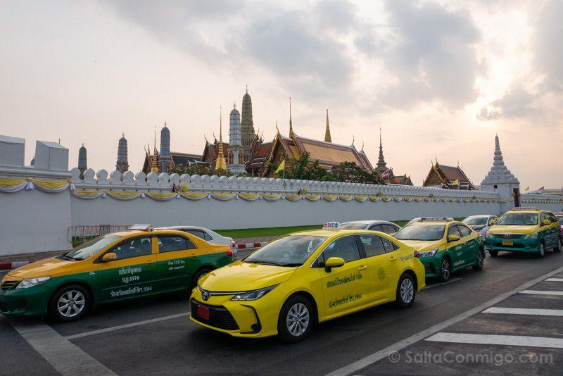 Aeropuerto Bangkok Taxis