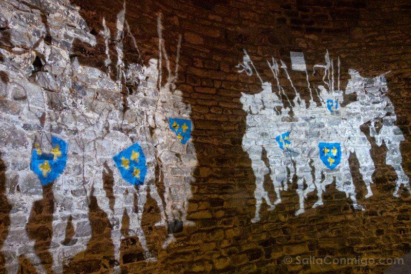 Castillo de Fougeres Soldados Multimedia