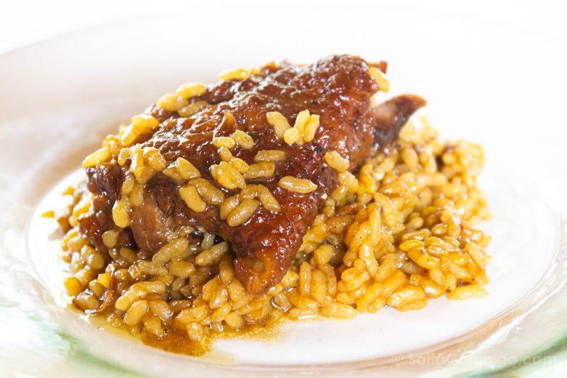 Gijon Gourmet La Salgar Arroz Pitu Caleya