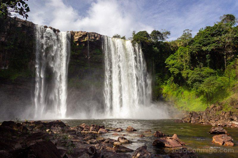Naturaleza Venezuela Gran Sabana Cascada