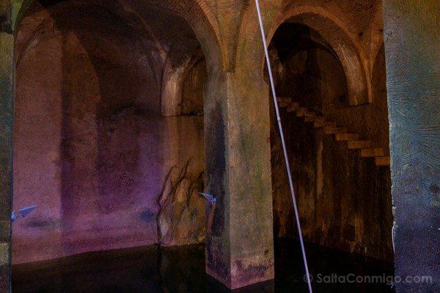 Turismo En Caceres Cripta Preciosa Sangre Aljibe