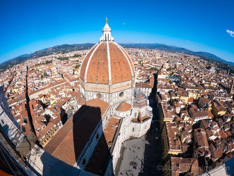 Que Ver En Florencia En Un Dia Duomo Campanario