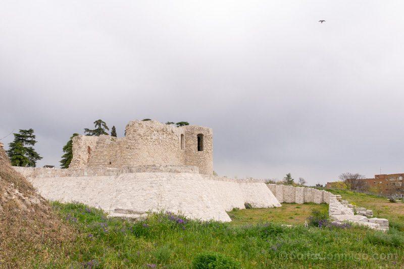 Castillo Alameda Osuna Lateral