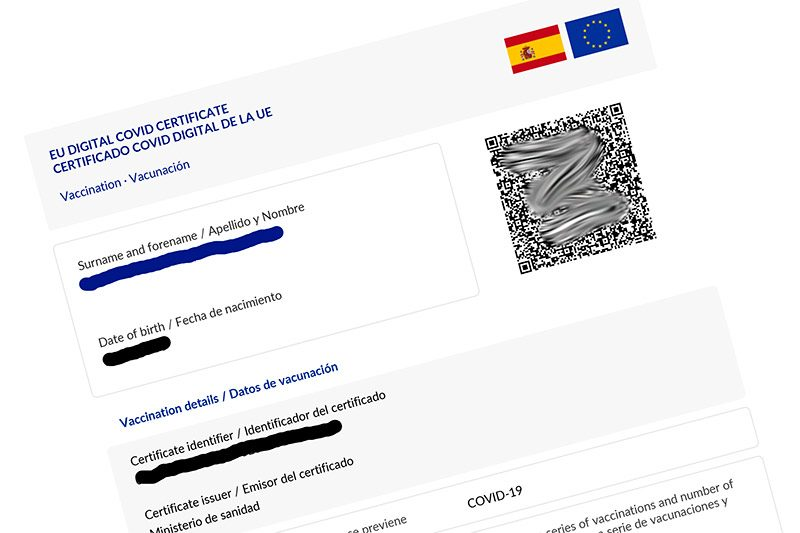 Certificado Digital Europeo