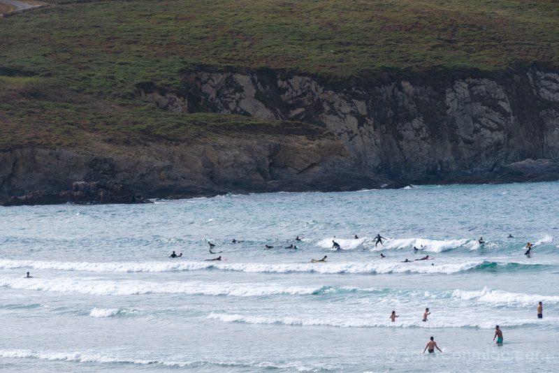 Costa Artabra Playa Pantin Surf