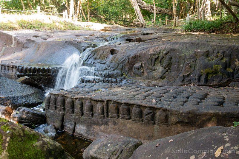 Excursiones Siem Reap Kbal Spean Lingas