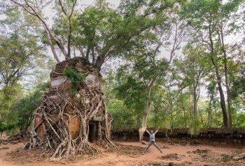 Excursiones Siem Reap Koh Ker Pram Salto