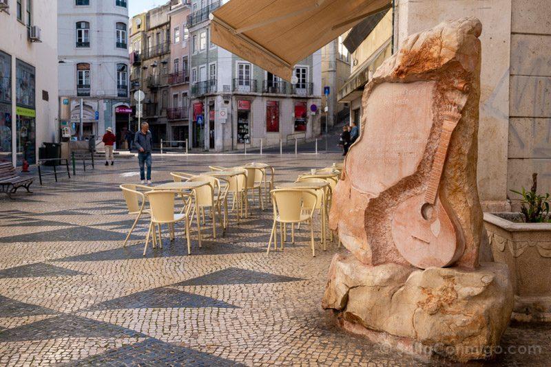 Fado en Lisboa Mouraria Guitarra Portuguesa