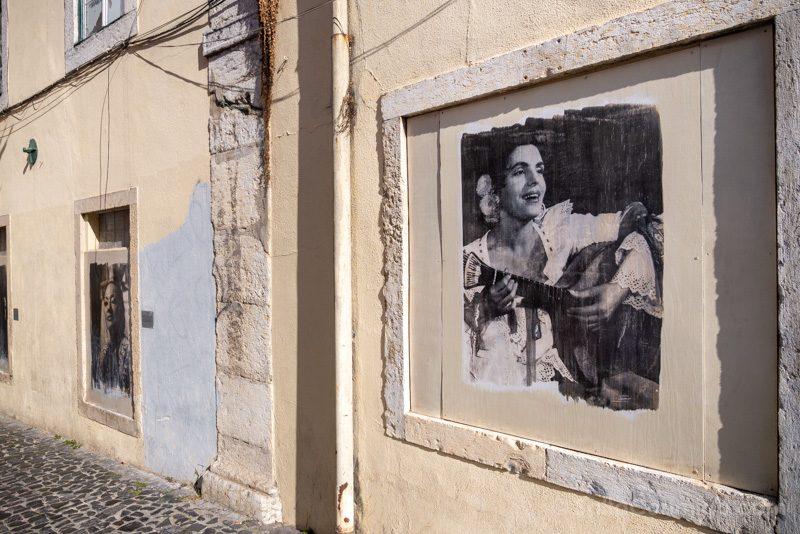 Fado en Lisboa Mouraria Ruta Amalia Rodrigues