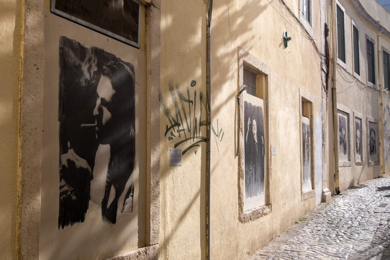 Fado en Lisboa Mouraria Ruta Retratos