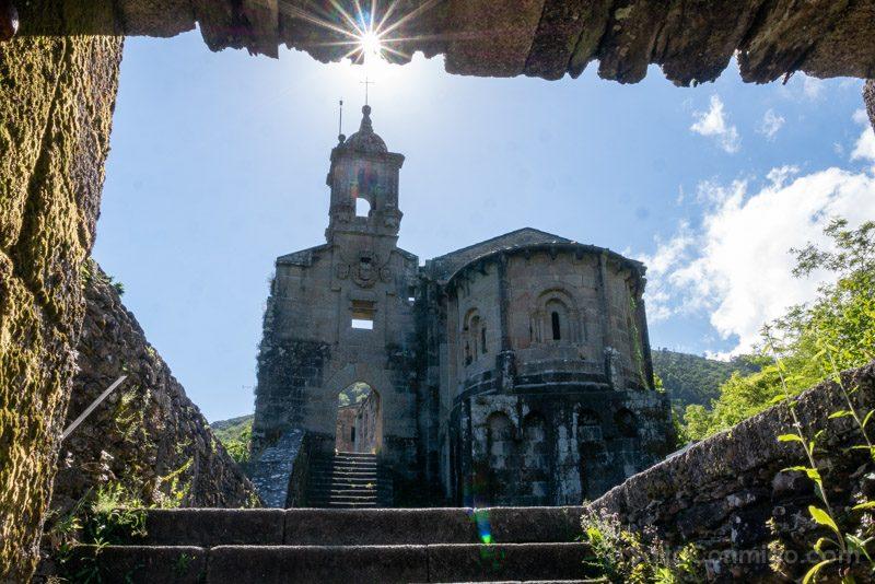Fragas do Eume Monasterio Caaveiro