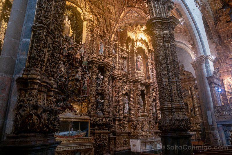 Iglesia San Francisco Oporto Capilla Nossa Senhora da Conceicao