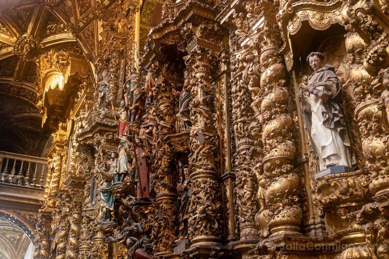 Iglesia San Francisco Oporto Decoracion