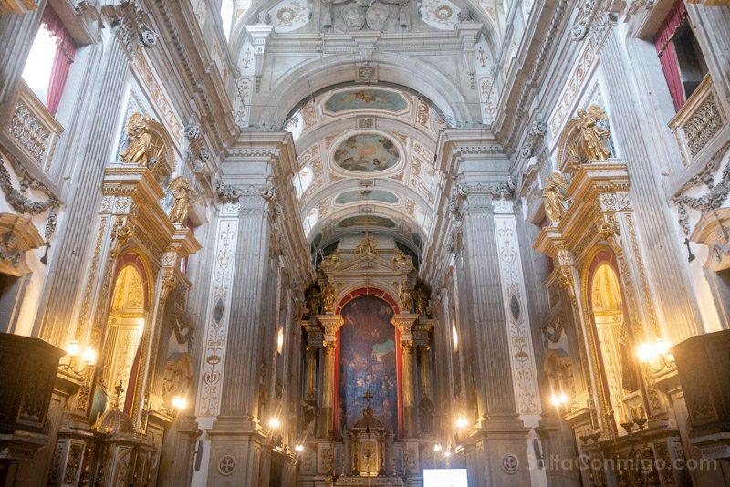 Iglesia San Francisco Oporto Terceros