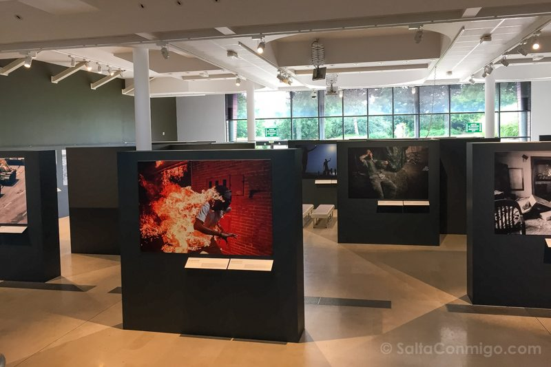 Memorial de Caen Exposicion