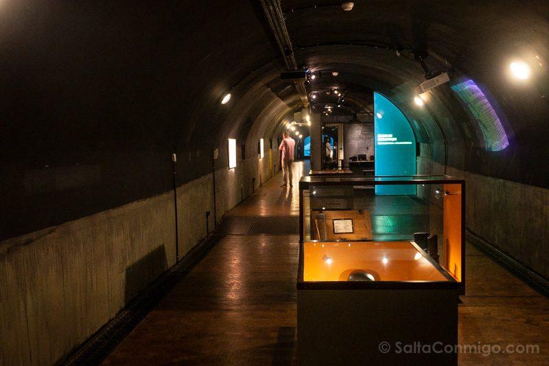 Memorial de Caen Guerra Mundial Bunker