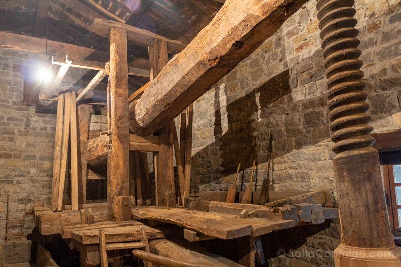 Museos de Gijon Muséu del Pueblu d'Asturies Llagar