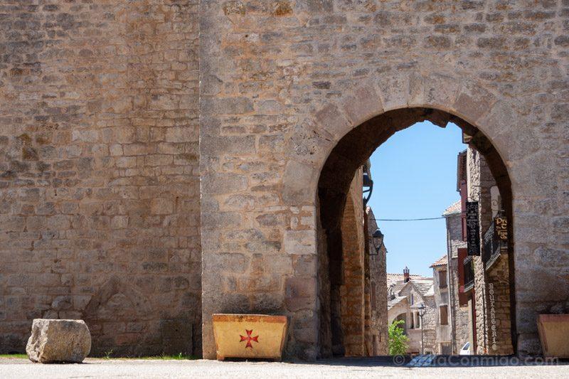 Templarios en Francia La Cavalerie Muralla