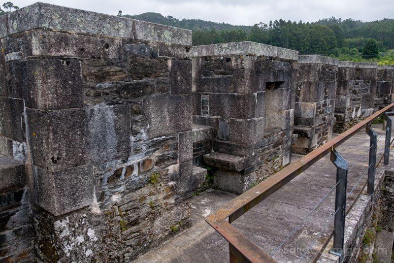 Castillo de Moeche Camino Ronda Faladoiros