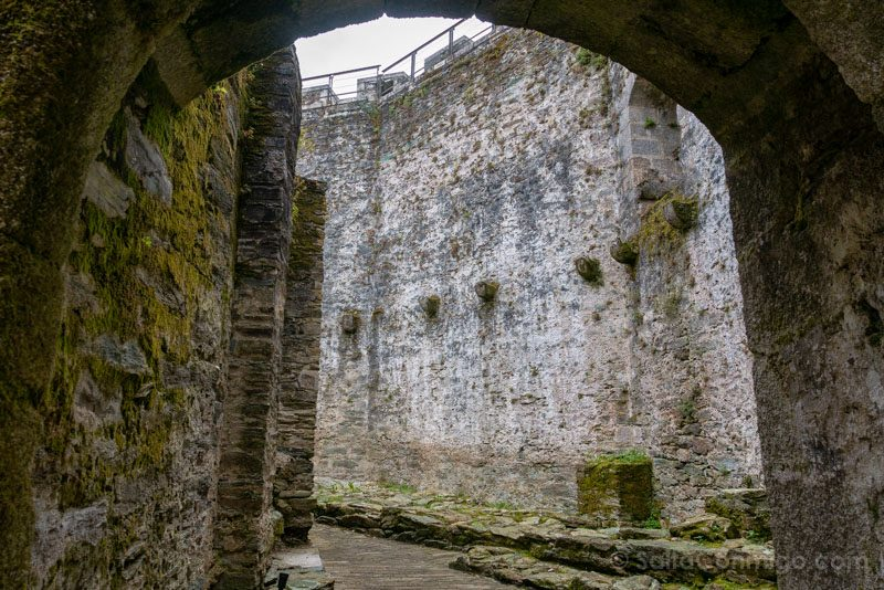 Castillo de Moeche Estancias Servidumbre