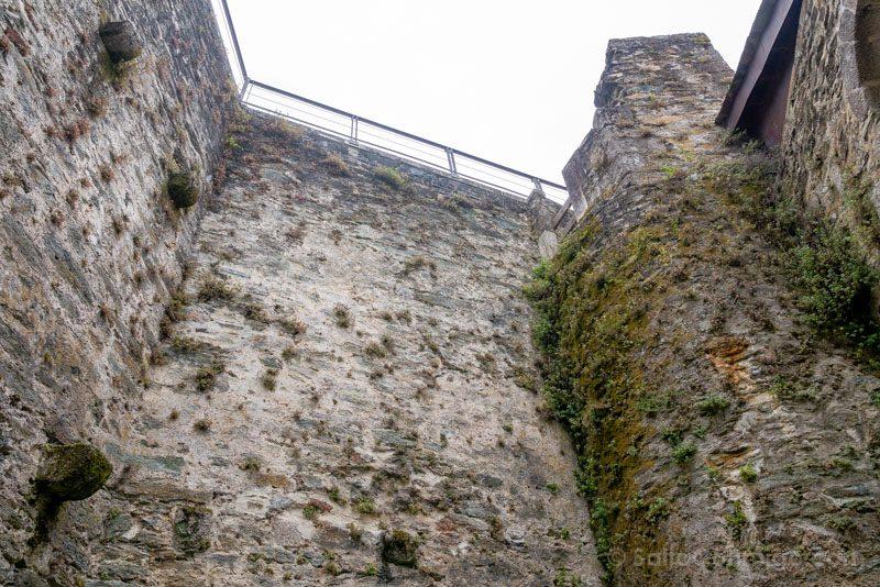 Castillo de Moeche Estancias Soldados