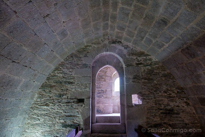 Castillo de Moeche Torre Homenaje Juzgado