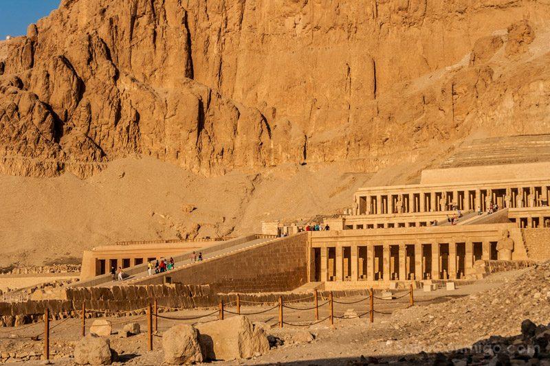 Egipto Templo Hatshepsut