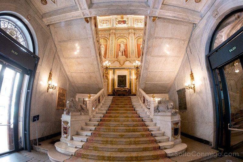 Palacio Santona Escalera Gala