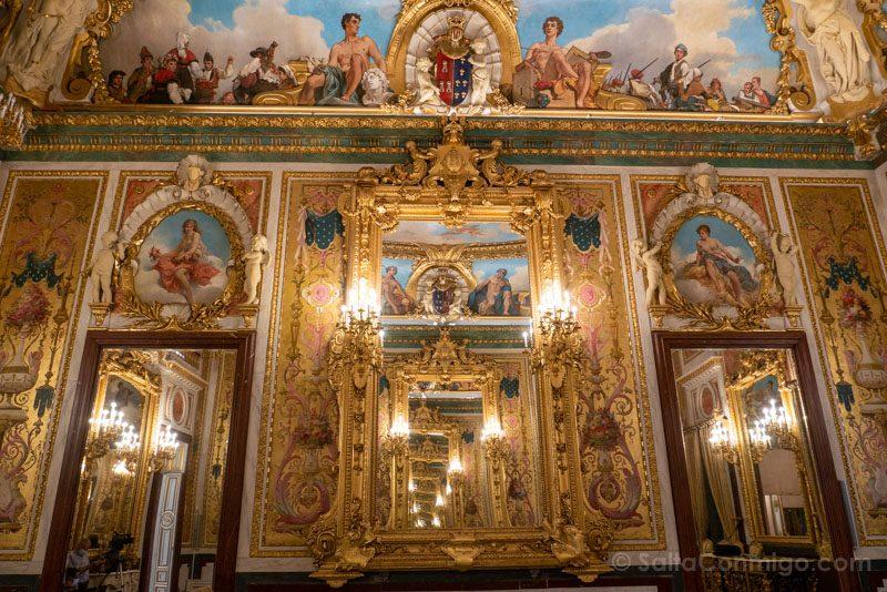 Palacio Santona Salon Baile