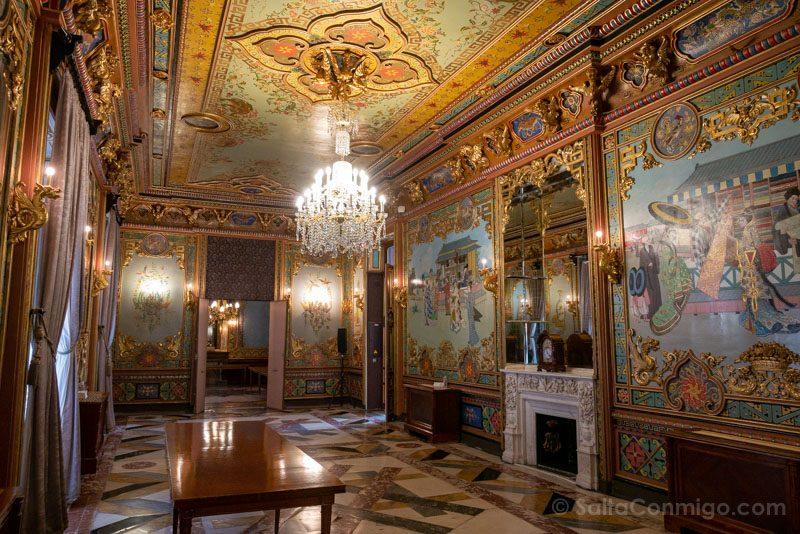 Palacio Santona Salon Oriental