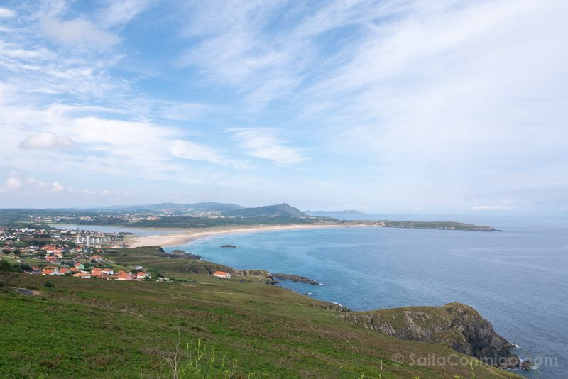 Playas de Ferrol  Ferrolterra Praia A Frouxeira