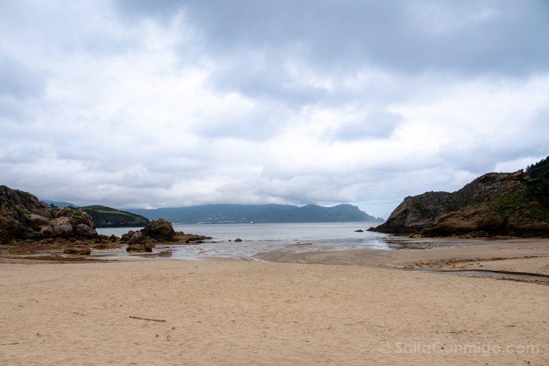 Playas de Ferrol Ferrolterra Praia Bimbieiro