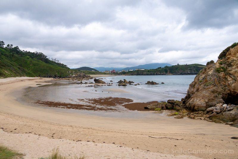 Playas de Ferrol Ferrolterra Praia San Antonio