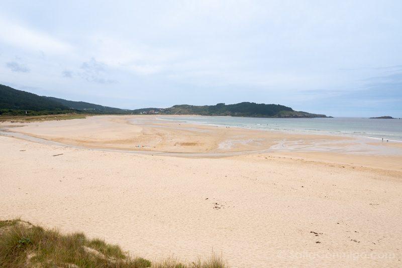 Playas de Ferrol Ferrolterra Praia San Jorge Xurxo