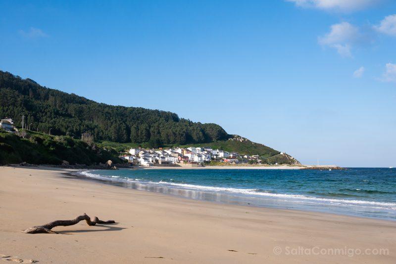 Playas de Ferrol Ferrolterra Praia de Bares Arena