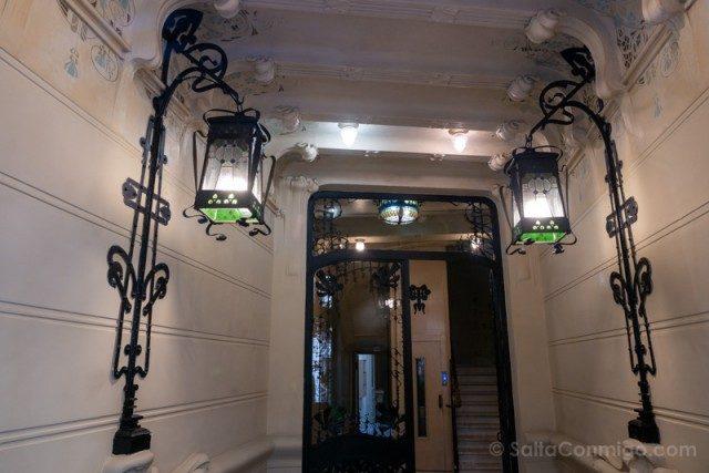 Que Ver En El Barrio De Las Letras Madrid Casa Perez Villaamil