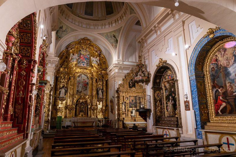 Que Ver En El Barrio De Las Letras Madrid Convento Trinitarias Descalzas