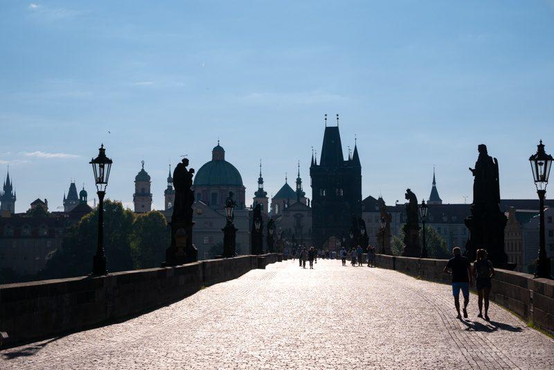 Que Ver En Praga Puente Carlos Vacio