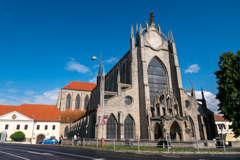 Sedlec Catedral Exterior
