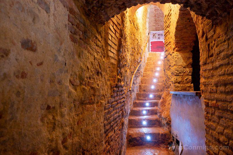 Bodegas En Toro Ruta Vino Bodega Historica Escalera