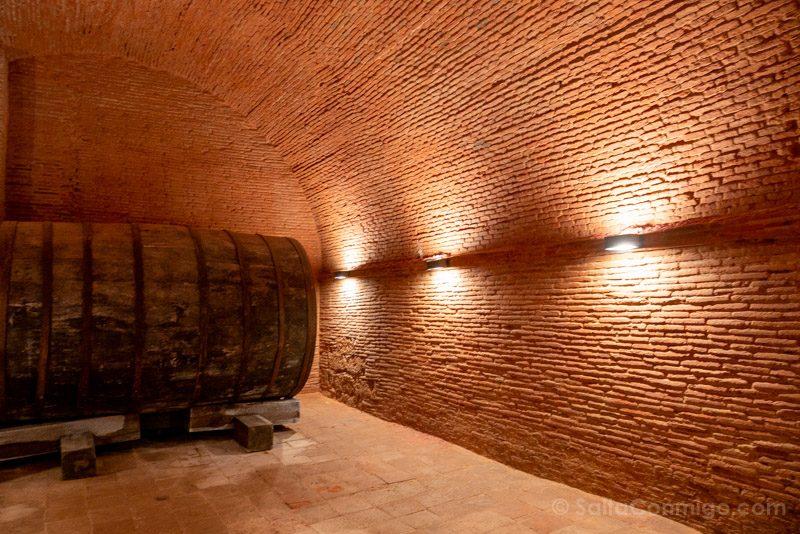 Bodegas En Toro Ruta Vino Bodega Historica Palacio Conde Requena