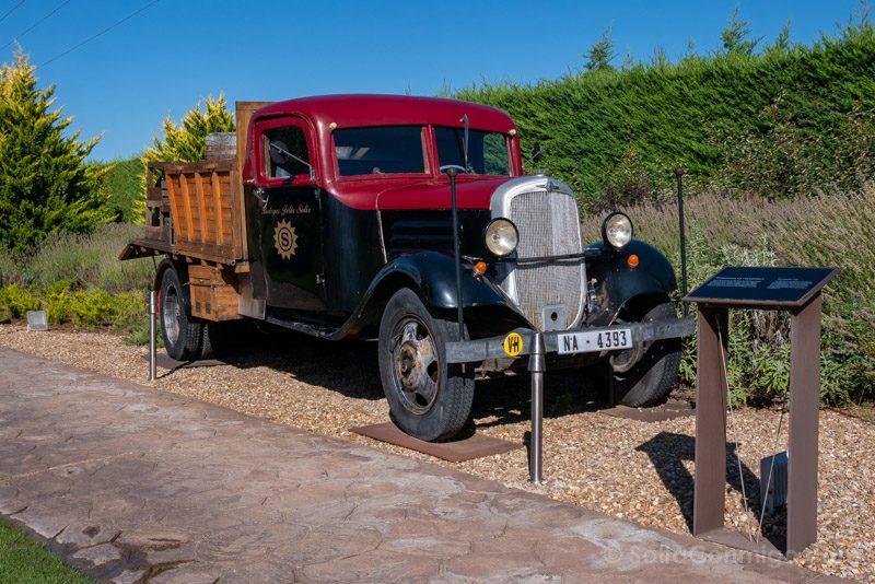 Bodegas En Toro Ruta Vino Bodega Pagos Rey Museo Camioneta