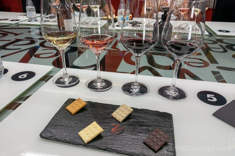 Bodegas En Toro Ruta Vino Bodega Valbusenda Cata Chocolate