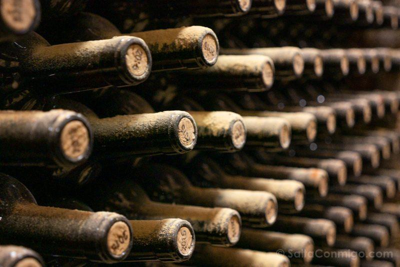 Bodegas En Toro Ruta Vino Bodega Valdigal Botellas