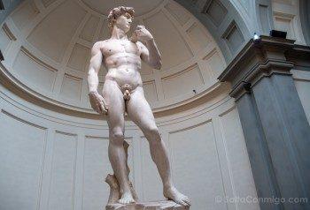 Galeria de la Academia de Florencia David Cerca