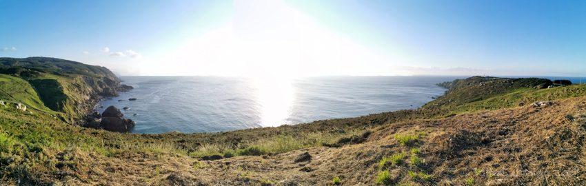 Panoramicas Ferrolterra Cabo Estaca Bares Faro