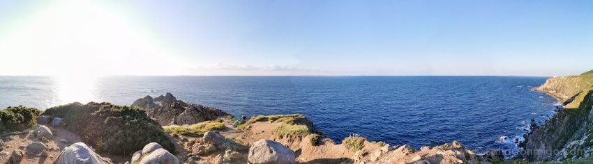 Panoramicas Ferrolterra Cabo Estaca Bares